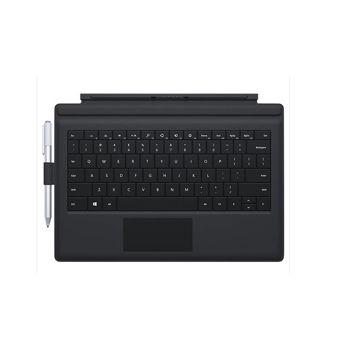 Microsoft Surface Pro 3 Type Cover Black