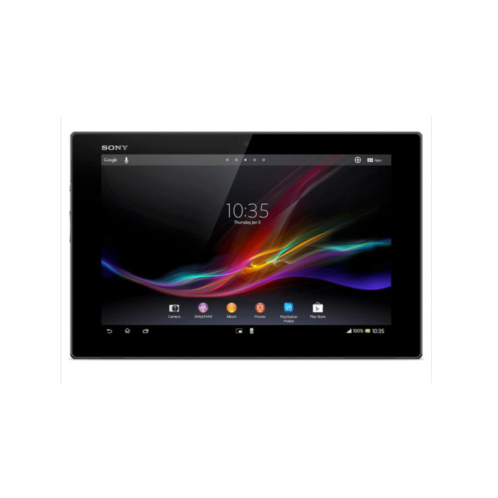 Sony Xperia Tablet Z with Wi-Fi Black