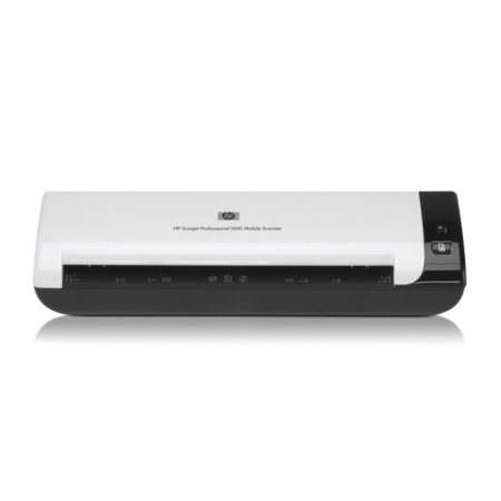 HP Scanjet 1000 Professional Mobile Scanner - (L2722A)