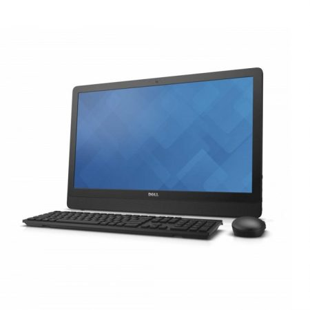"""DELL INSPIRON 24-3459 AIO - Intel Core i5-6200 U / 8 GB RAM / 1 TB HDD / SHARED / 23.8 """" FULL HD TOUCH / DVD/ WIN 10 / WIRELESS KB AND MOUSE / ENGLISH KB"""