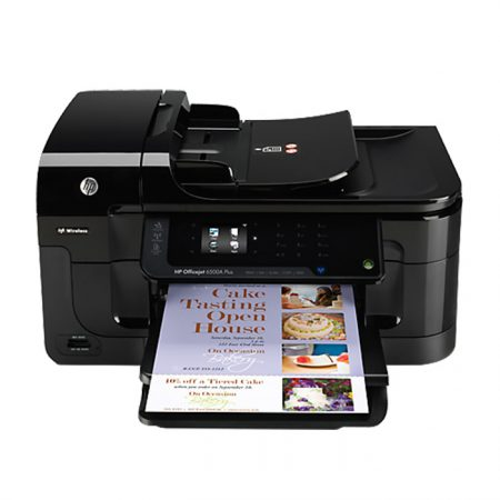 HP Officejet 6500A All-in-One Printer