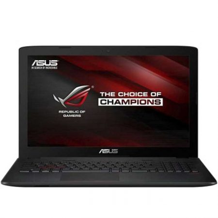 Asus [GL552JX-CN092H] Laptop (Intel Core i7 4720HQ, 2.6GHz, 12GB RAM, 1TB HDD, 15.6 Inches, Bluray Combo, 4GB GF Graphics, Windows 8.1)