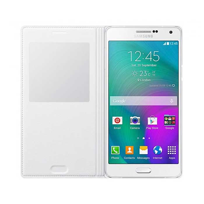 Samsung Galaxy A5 S View Cover White