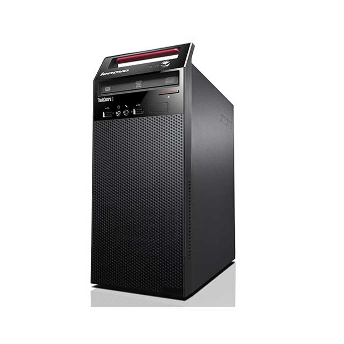 Lenovo Thinkcentre E73 Desktop (Model Number :10AS00AJAX) (CORE i3 4150 – 3.5 GHZ 2GB 500GB DVD±RW 128 SHD KYBD+MOUSE DOS)