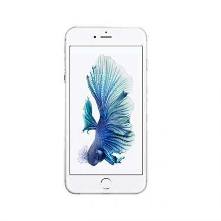 Apple iPhone 6s 64GB 4G LTE Silver - FaceTime