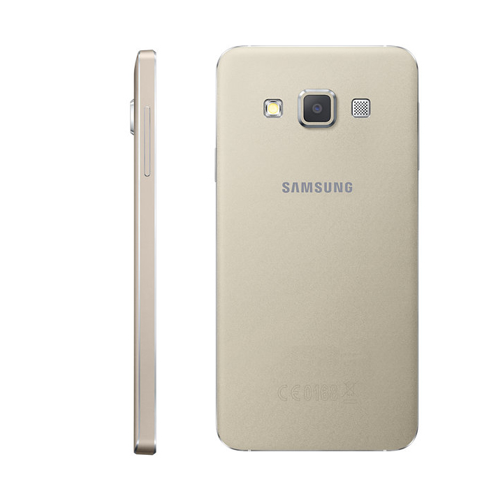 Samsung Galaxy A3 (A300H), 3G, 16GB, Gold