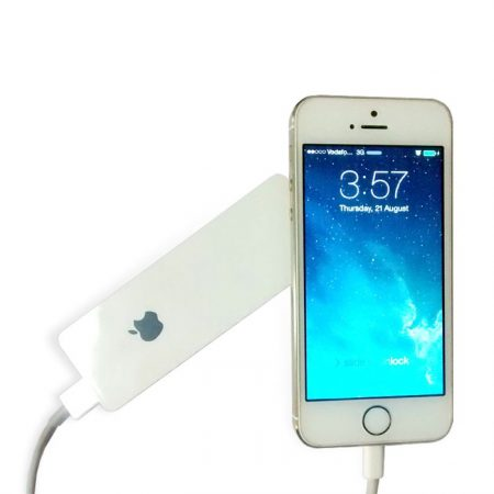 Apple 4000mah Slim Power Bank For Apple iPhone Mobiles