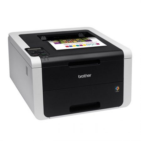 Brother HL3170CDN LED Printer with Auto 2-sided Printing and Network Capability