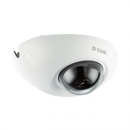 D-Link 2MP Full HD Compact Outdoor Dome IP Camera - DCS-6210