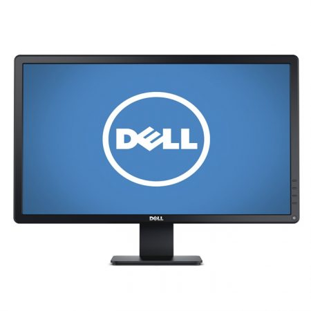 "Dell E2414H Black 24"" 5ms Widescreen LED Backlight LCD Monitor"