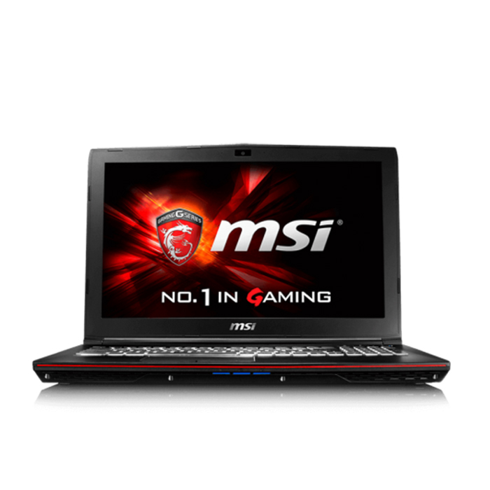 "MSI GP62 6QF - GTX 960M 4GB GDDR5 Laptop (Skylake i7-6700HQ+HM170, 128GB SSD (M.2 SATA) +1TB SATA 7200rpm, 15.6"" FHD, Win 10) Black"