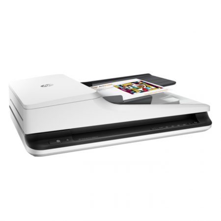 HP ScanJet Pro 2500 f1 Flatbed Scanner | L2747A