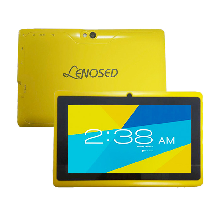 Lenosed A710 7-inches Wifi Tablet Yellow