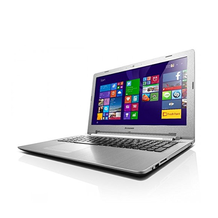 "Lenovo IdeaPad Z51 Laptop (Core i7-5500U, 8GB RAM, 1TB, 15.6"", CAM, 2GB VGA, Backlit KB, Win 10) White"