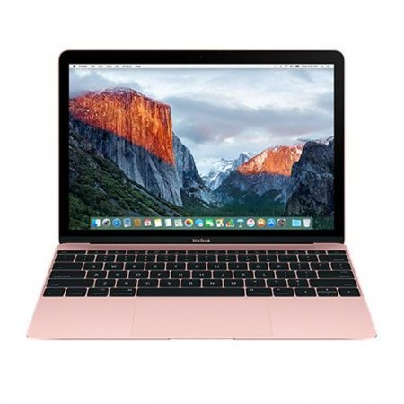 Apple MacBook (MMGL2) 12-Inch, 256GB, Retina Display – Rose Gold (2016 Version) 1