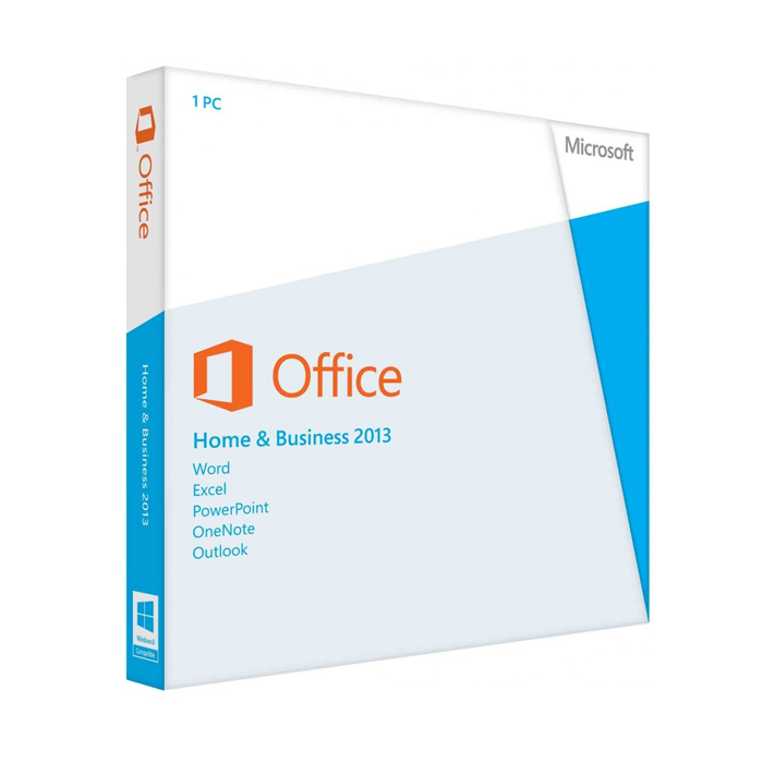 Microsoft Office Home & Business 2013 (PC Download)