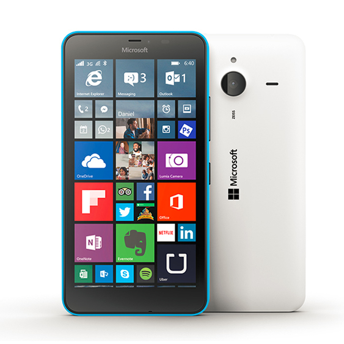 Microsoft Lumia 640 XL 8GB - White