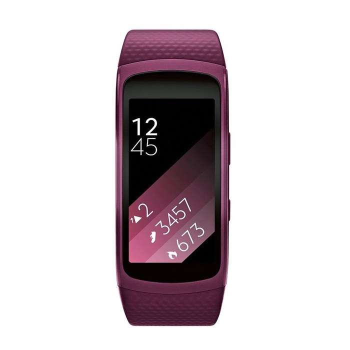 Samsung Gear Fit2 Watch (SM-R3600) Pink - Small