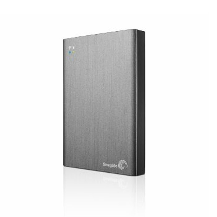 Seagate Wireless Plus Hard Drive 2TB - STCV2000200