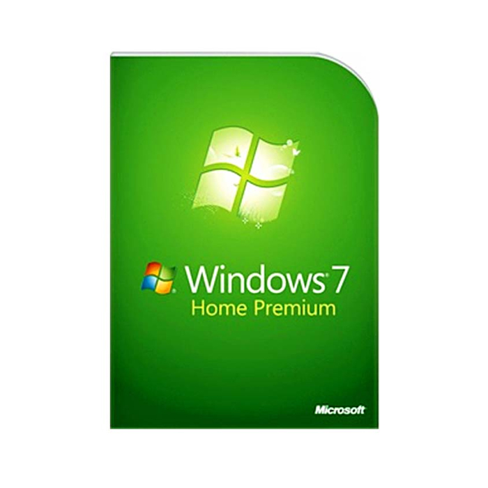 Windows Home Premium 7 English