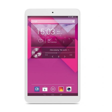 Alcatel POP 8 Tablet 4GB, 3G White