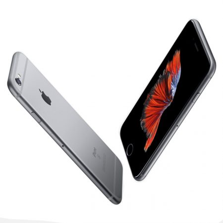 Apple iPhone 6s Plus 64GB 4G LTE Space Grey - FaceTime