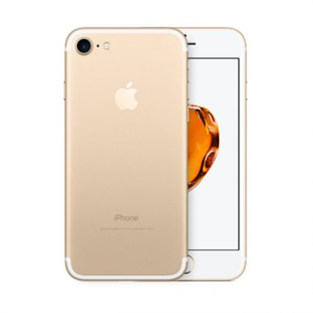 Apple iPhone 7 256GB, 4G LTE - Gold