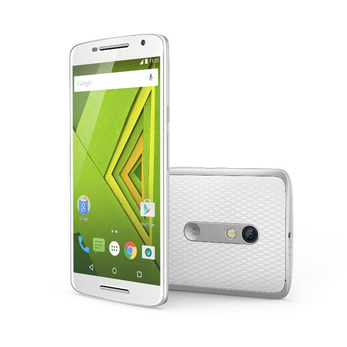 Motorola Moto X Play 16GB 4G LTE - White