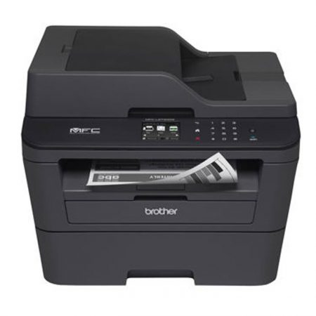 Brother MFCL2740DW Laser All-in-One with Wireless Networking and Duplex Printing