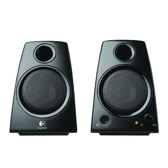 Logitech® Speakers Z130 - BLACK - ANALOG - PLUGG - EMEA
