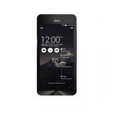 Asus Zenfone 5 Dual SIM 16GB 3G Wifi Charcoal Black