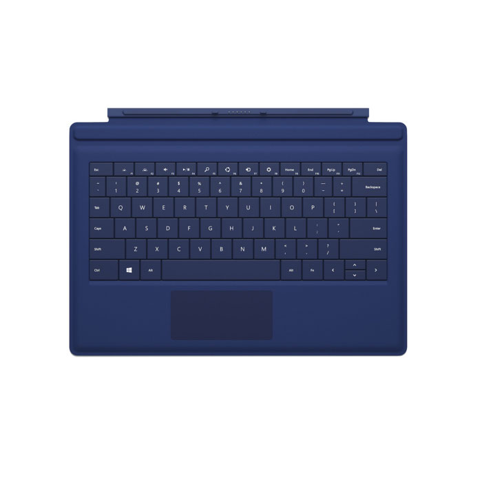 Microsoft Surface Pro 3 Type Cover Blue