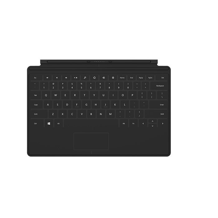 Microsoft Surface Touch Cover Black