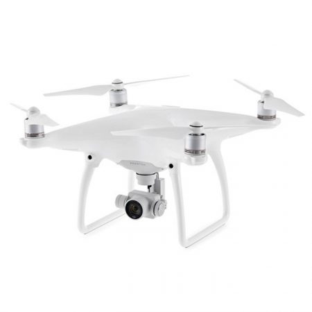 DJI Phantom 4 Quadcopter Drone - White