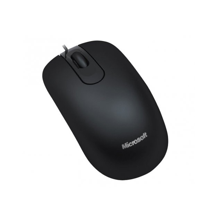 Microsoft Wired Optical Mouse 200 USB Black (OEM PACK)