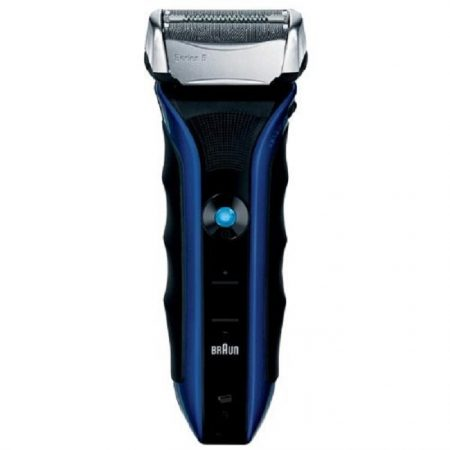 Braun Series 530s-4 Shaver (Black/Blue)