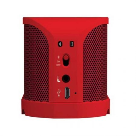 Jabra SOLEMATE The Ultimate Portable Speaker Red