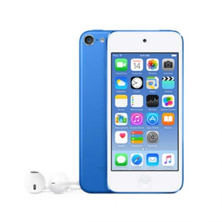 Apple iPod Touch 32GB - 6th Generation Blue