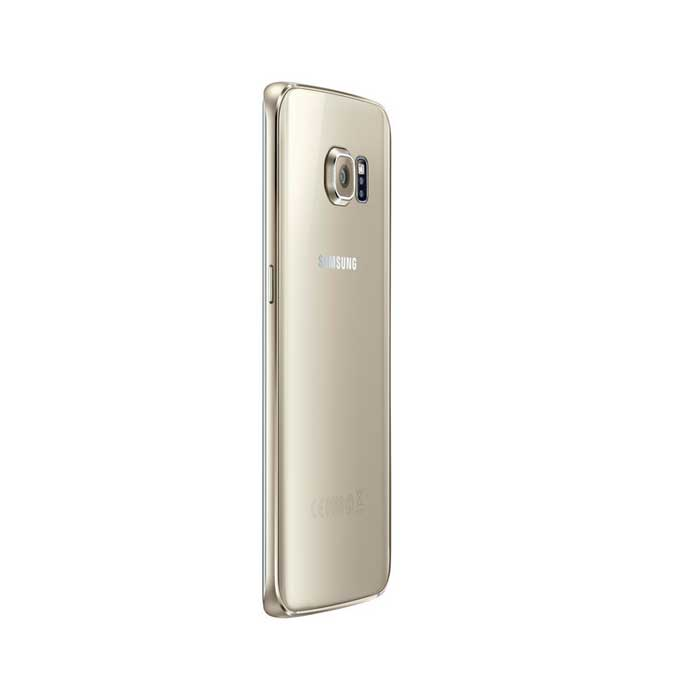 Samsung Galaxy S6 Edge 128GB 4G LTE - Gold Platinum