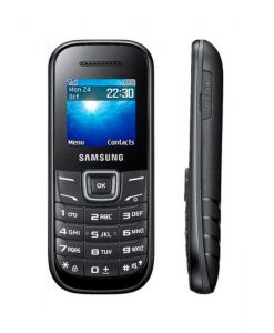 Samsung Pusha E1200i - Black