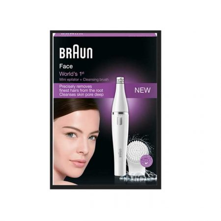 Braun 810 Face Epilator (White)
