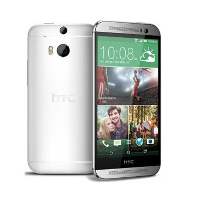HTC One M8 Eye 16GB 5 inch Silver (Arabic)