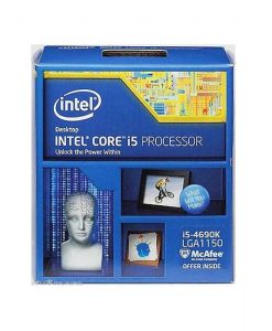 INTEL Core i5-4690 (6M Cache, up to 3.90 GHz) Processor