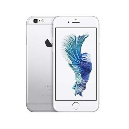 Apple iPhone 6s 128GB 4G LTE Silver - FaceTime