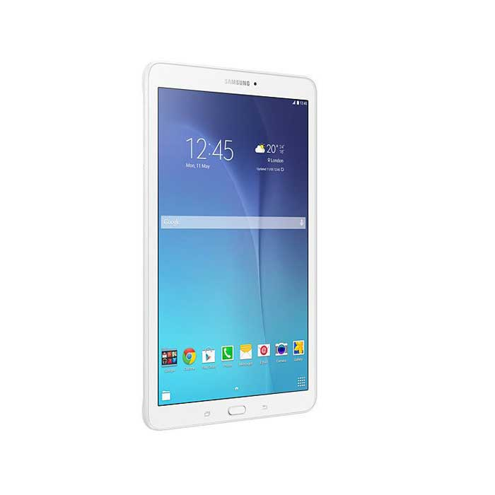 buy samsung galaxy tab e sm t561 tablet 9 6 inch 8 gb wifi 3g white free. Black Bedroom Furniture Sets. Home Design Ideas