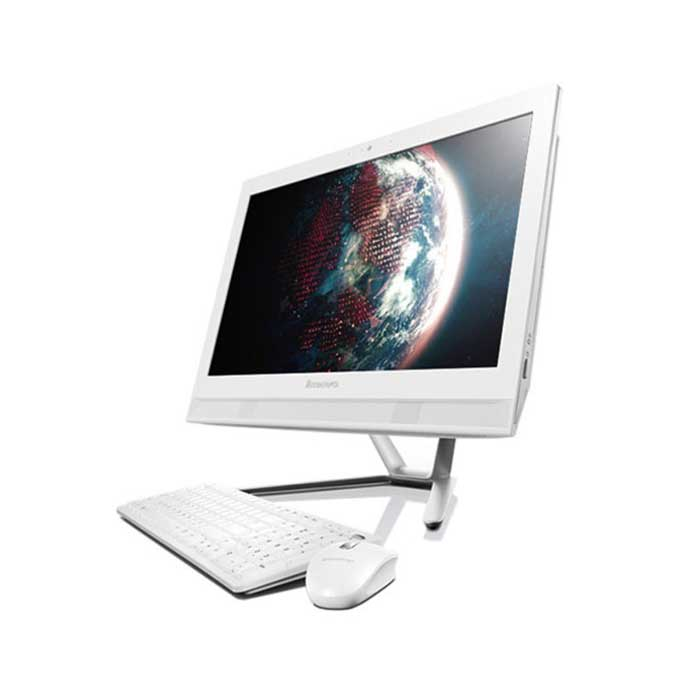 "Lenovo C40-30 FOB4002TAD White All in One PC (i3, 4GB, 500GB, 21.5"", Win8.1)"