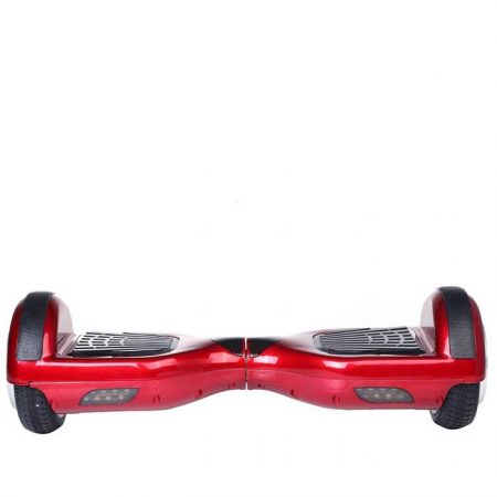 EROVER Two Wheels Smart Self Balancing Scooters Electric Red