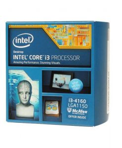 Intel Corei3-4160 Processor (3M Cache, 3.60 GHz)