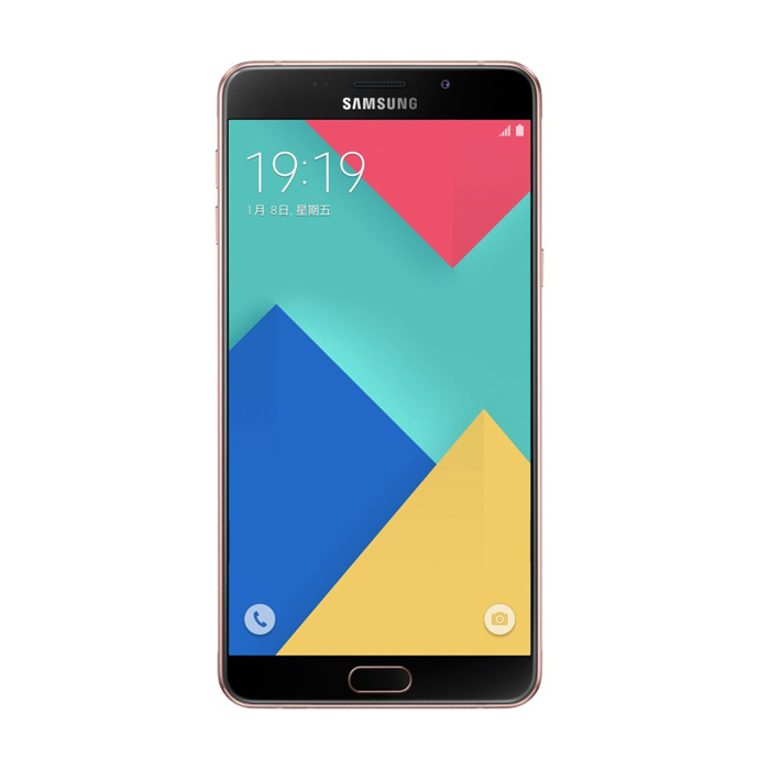 Samsung Galaxy A9 (2016) Dual-SIM (SM-A9000) 32GB, 6.0 inches, 4G LTE - Rose Gold