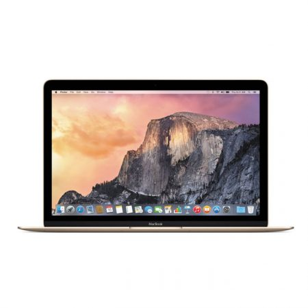 Apple MacBook MK4N2 12 inch - 512GB, 1.2Ghz i5, 8GB RAM - Gold